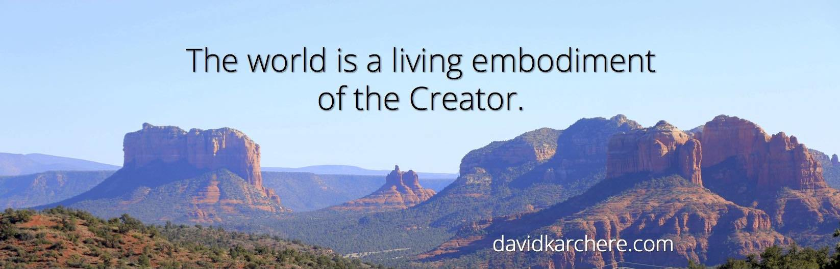 The Creation Becomes the Creator