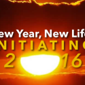 New Year, New Life:  Initiating 2016