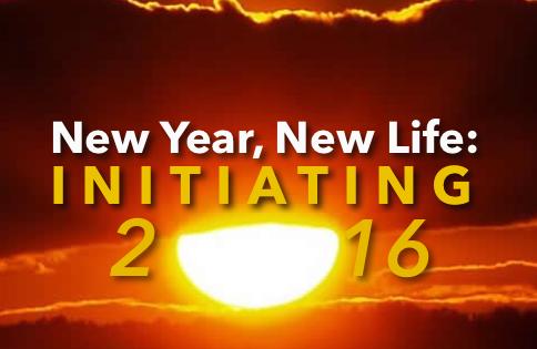 New Year New Life 2016 - Blog