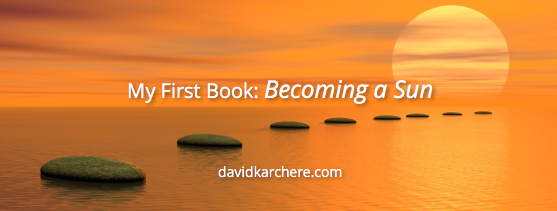 My First Book: Becoming a Sun