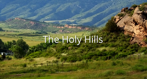 The Holy Hills