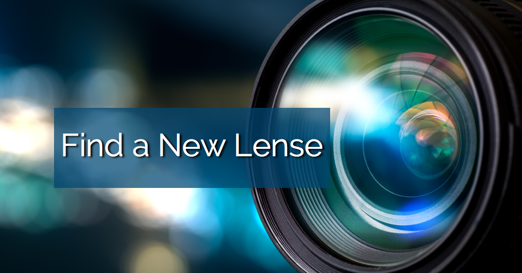Find a New Lens